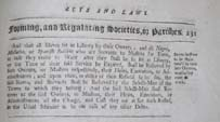 An Act Concerning Indian, Molatto and Negro Servants, and Slaves
