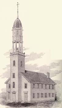 The Congregational Church in 1796