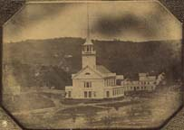 St. John's Church, c. 1845